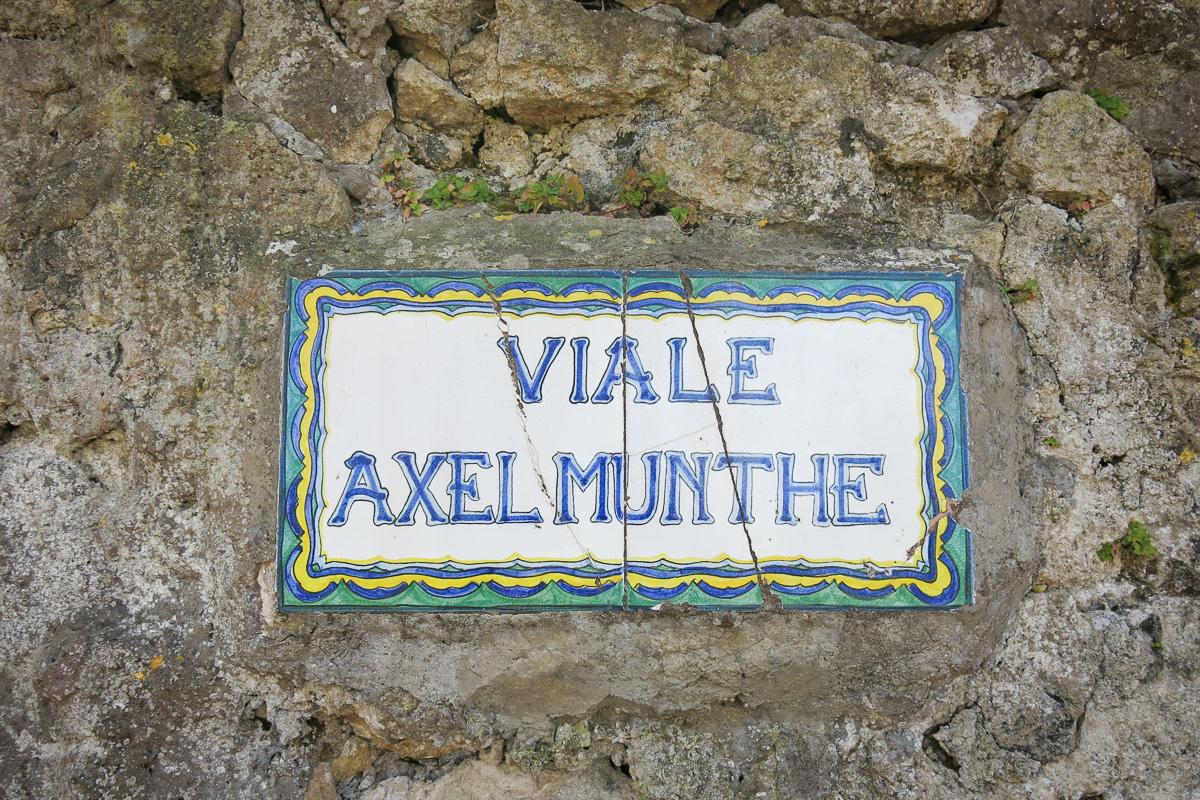 Villa San Michele - Capri - Italien (1 av 18)