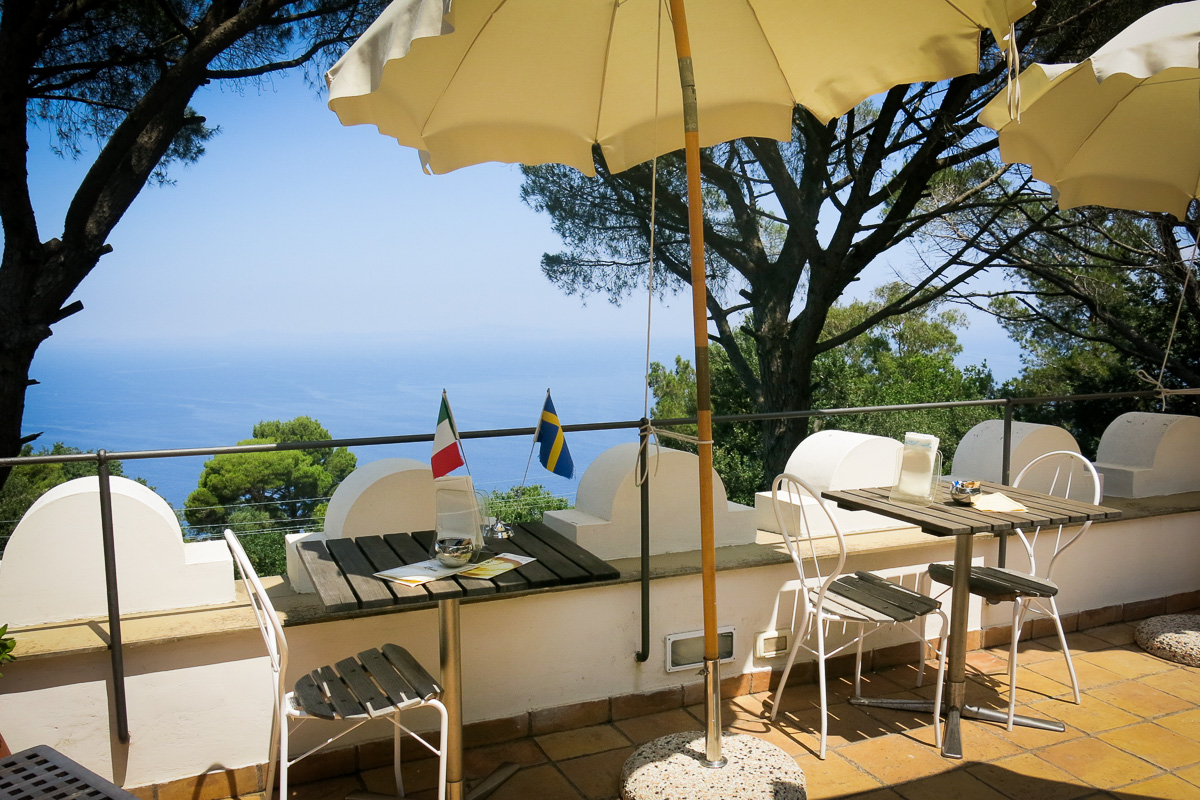 Villa San Michele - Capri - Italien (11 av 18)
