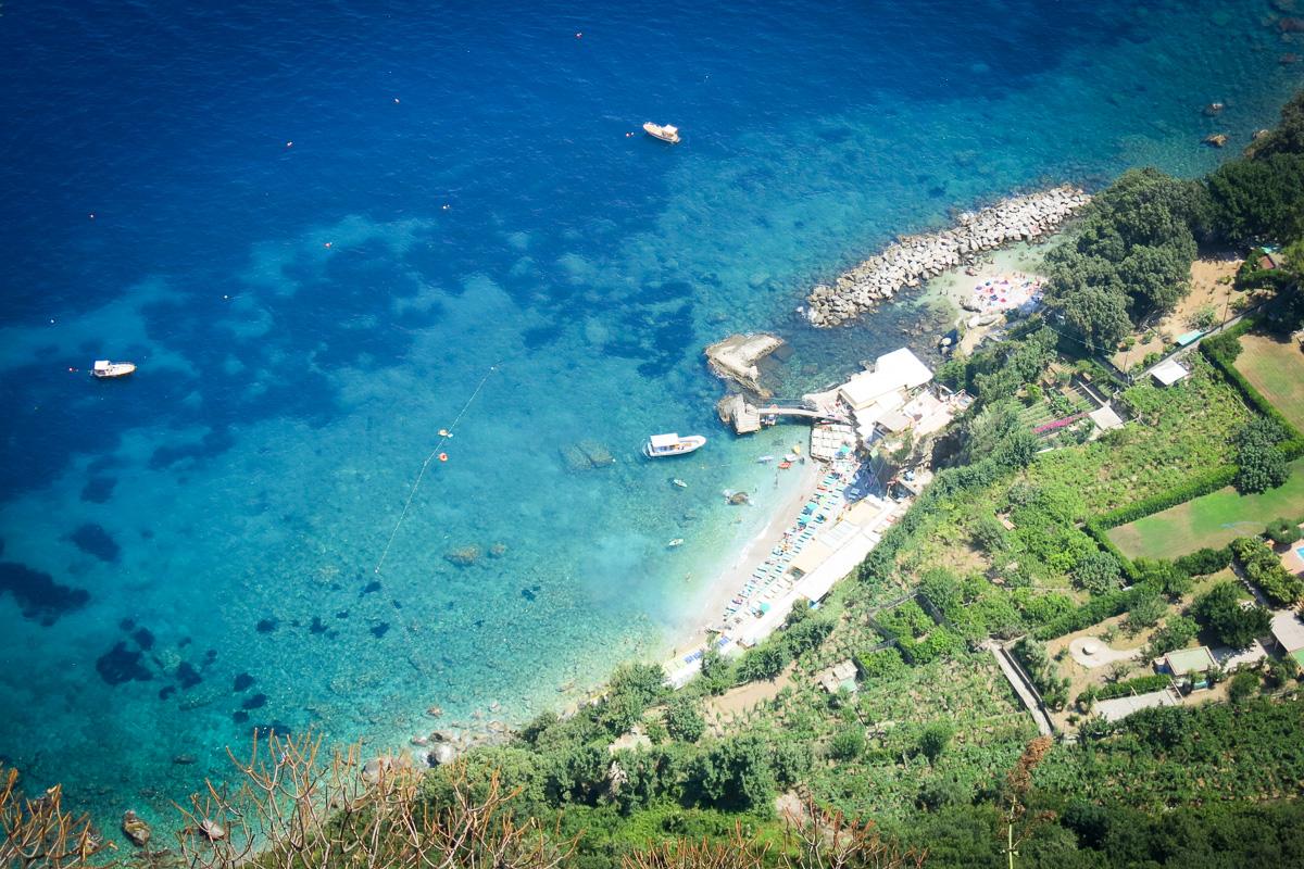 Villa San Michele - Capri - Italien (12 av 18)