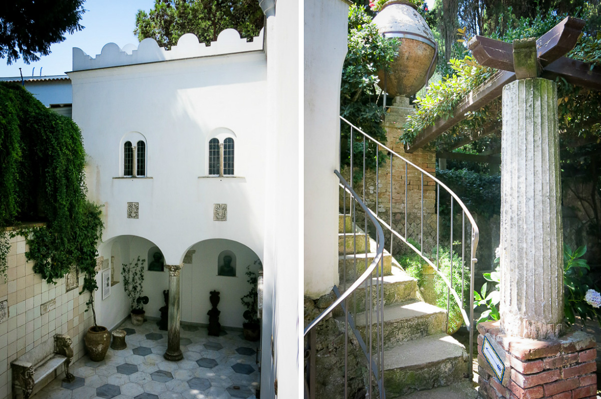 Villa San Michele - Capri - Italien (15 av 18)