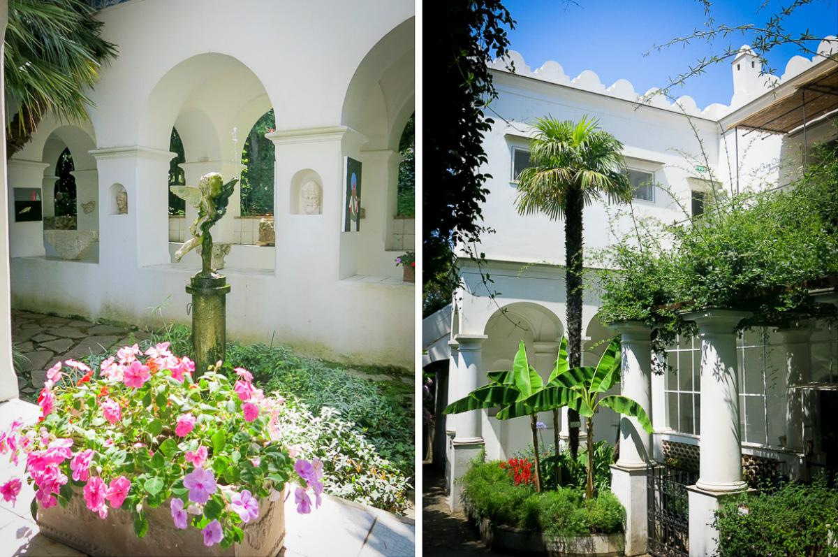 Villa San Michele - Capri - Italien (16 av 18)
