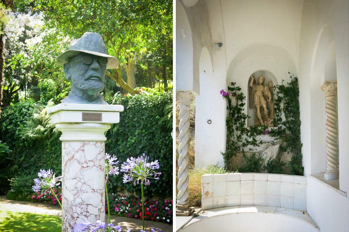 Villa San Michele - Capri - Italien (17 av 18)
