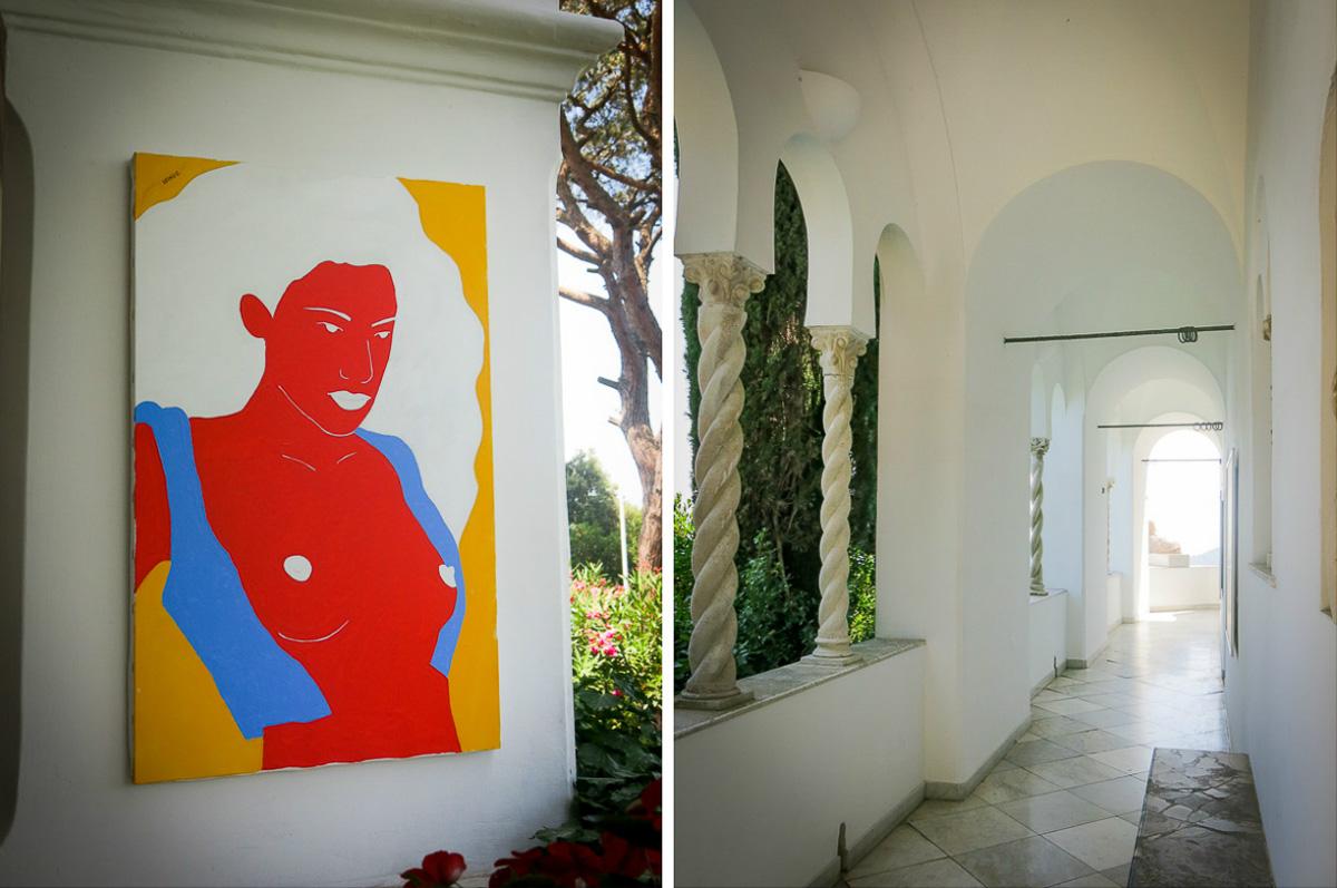 Villa San Michele - Capri - Italien (18 av 18)