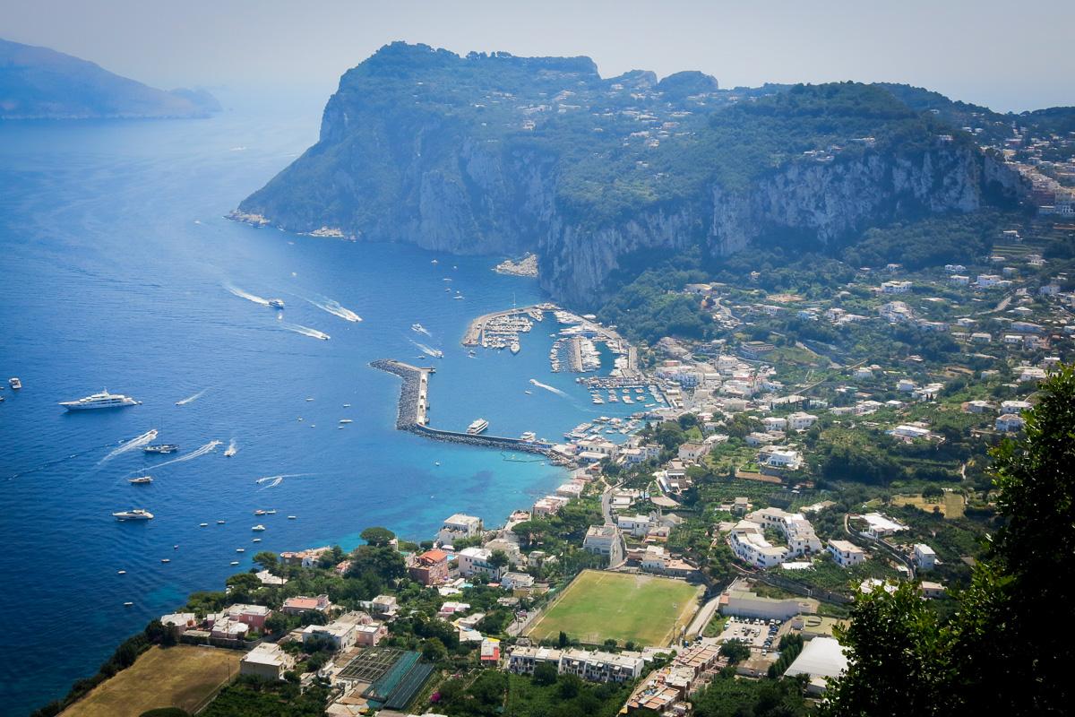 Villa San Michele - Capri - Italien (6 av 18)