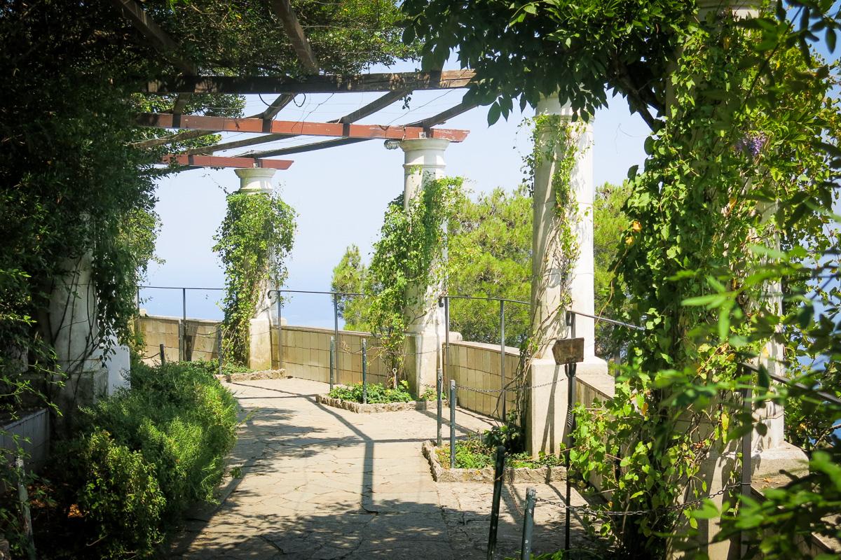 Villa San Michele - Capri - Italien (7 av 18)