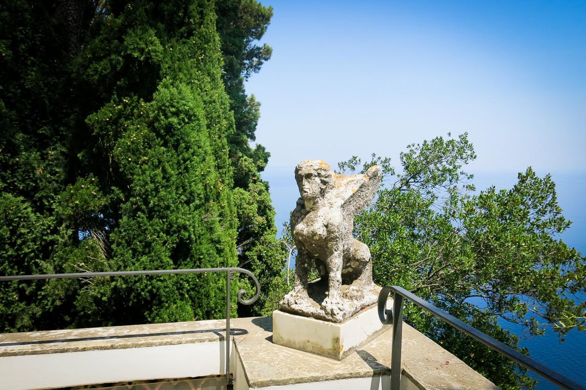 Villa San Michele - Capri - Italien (8 av 18)