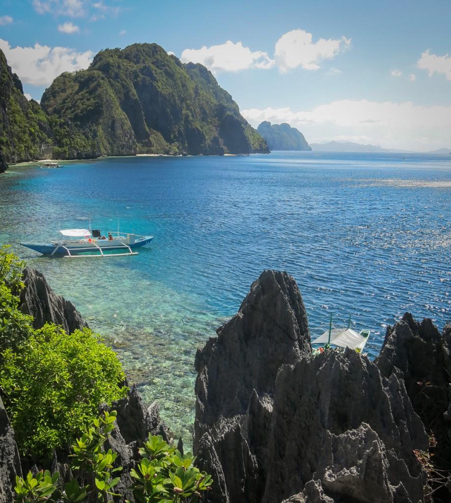 Bacuit Bay Palawan Tour C