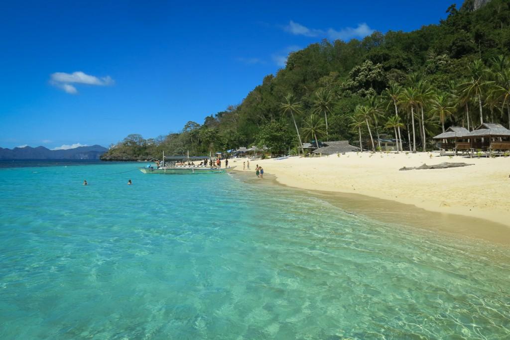 Seven Commando Beach Palawan Bacuit-1
