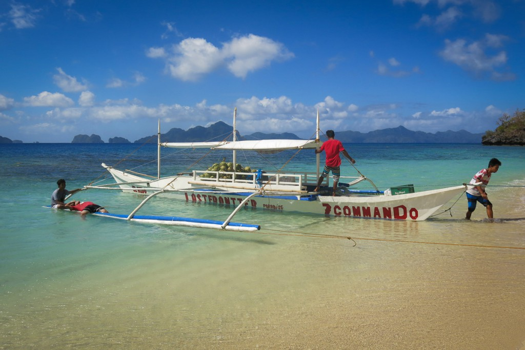 Seven Commando Beach Palawan Bacuit-11