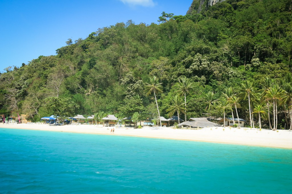 Seven Commando Beach Palawan Bacuit-4