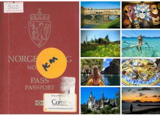 Utvald pass