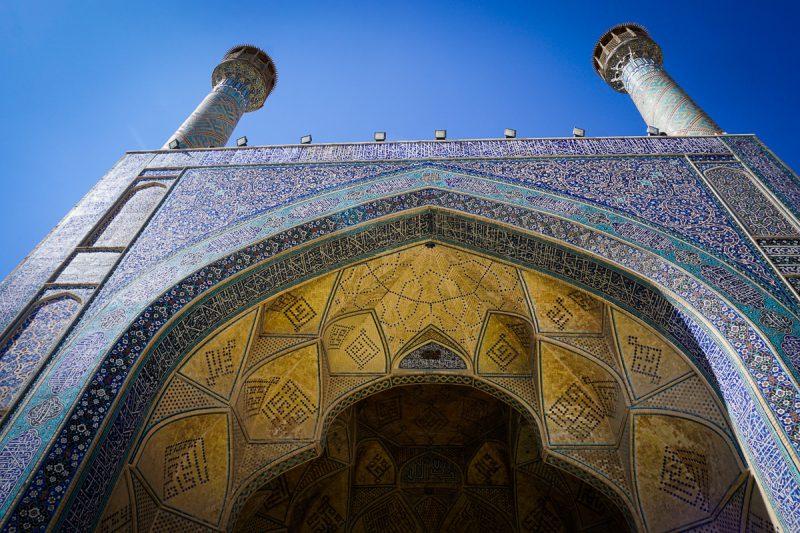 Iran - Isfahan - Masjed-e Jameh