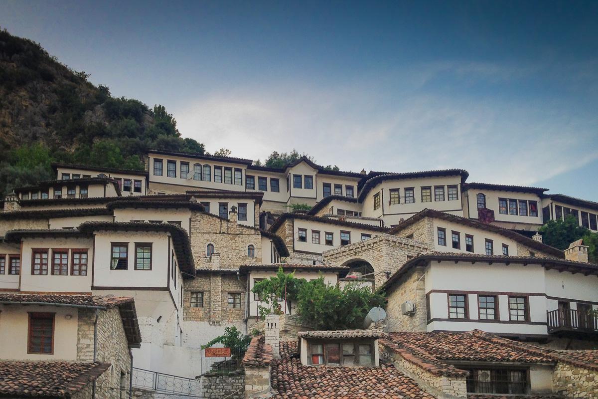 Berat - Albanien - UNESCO
