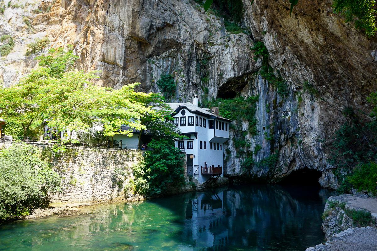 Mostar - Blagaj - Bosnien