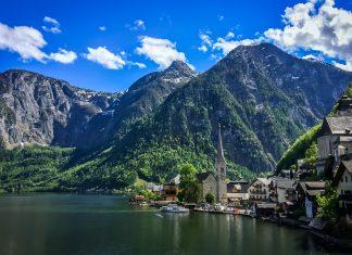 hallstatt-osterrike-austria