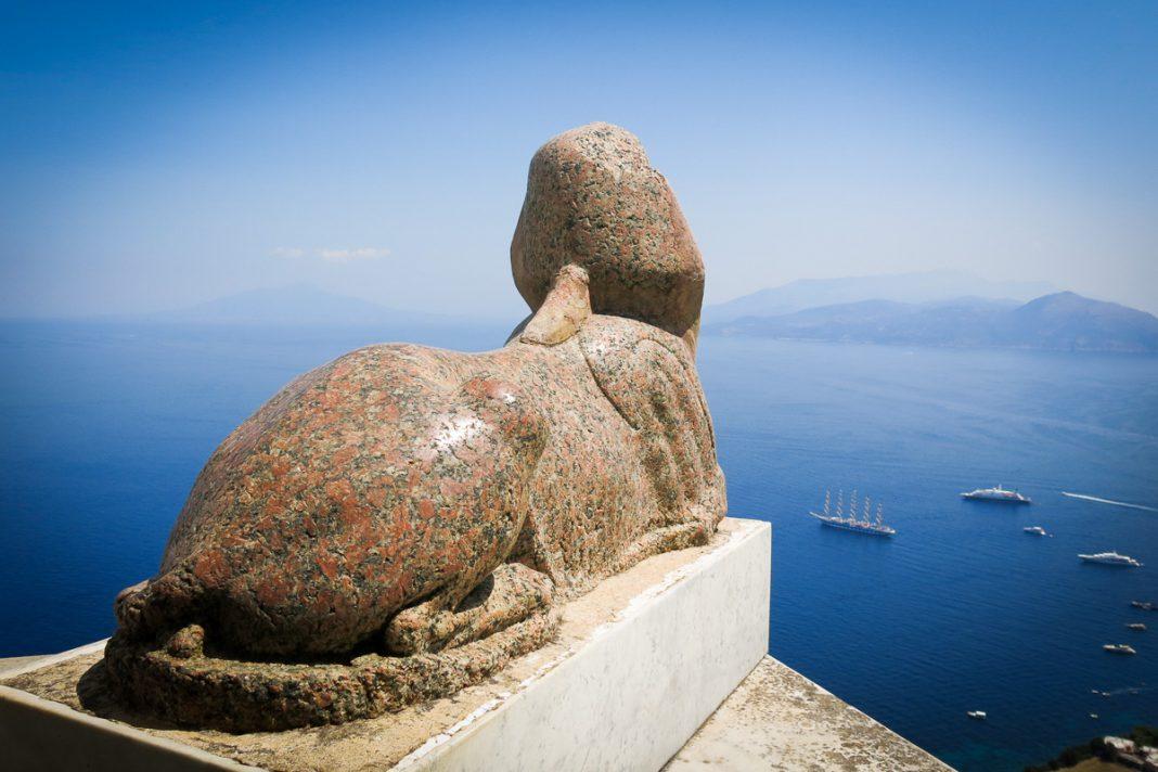Villa San Michele - Capri - Italien