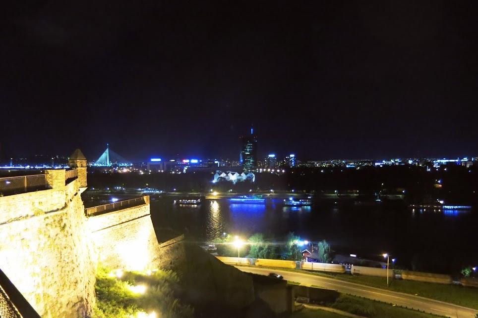 Kalemegdan – Borgen i Belgrad