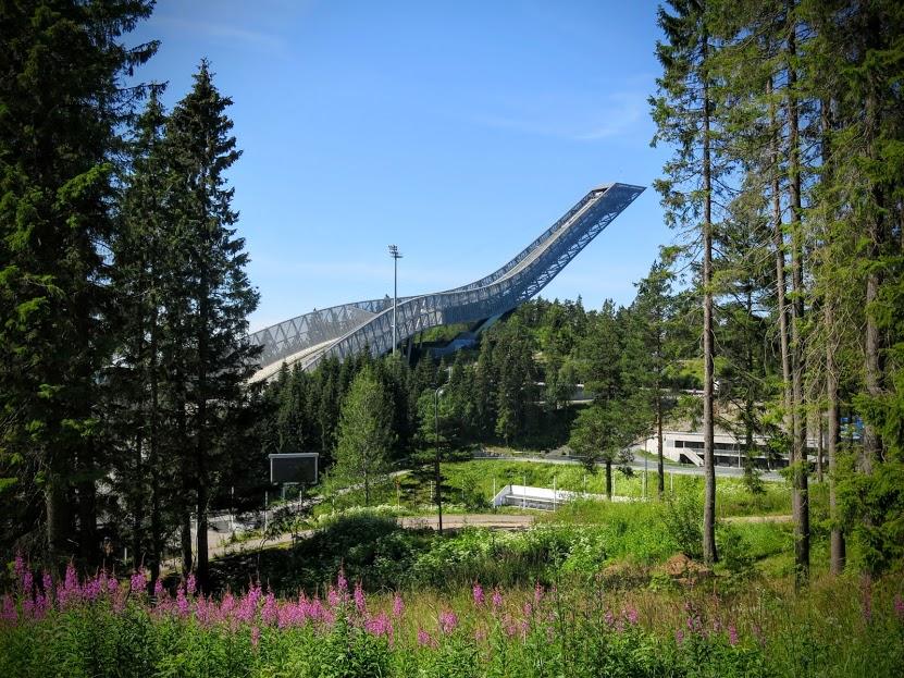 Holemkollen i Oslo