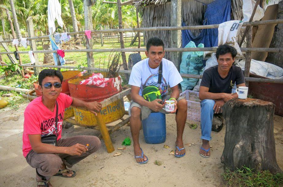 Nacpan Beach, El Nido, Palawan, Filippinerna