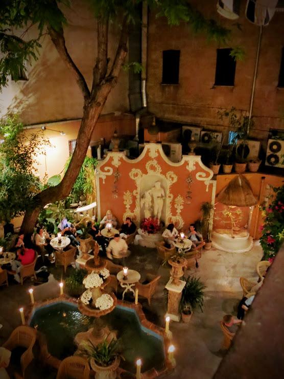 Bar Abaco i Palma de Mallorca