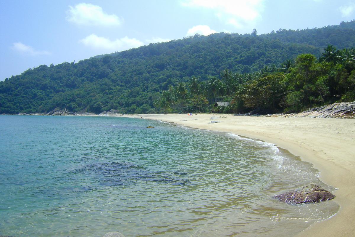 Paradisstrand Ao Thong Yee Thailand