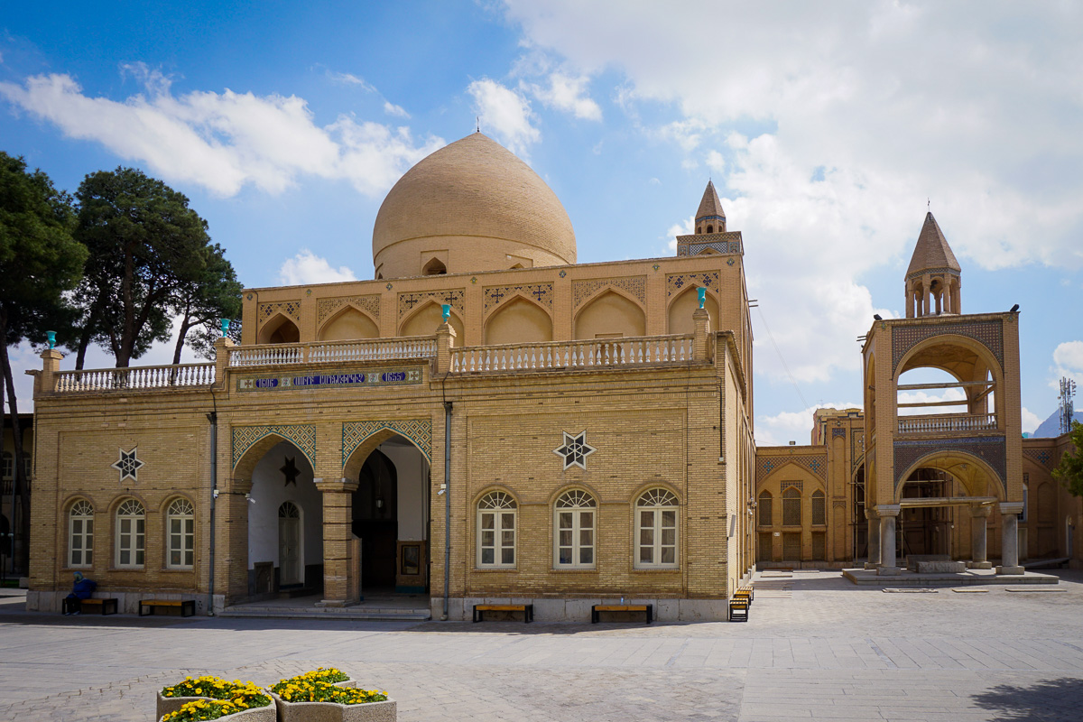 Iran - Isfahan - Kelisa-ye Vank