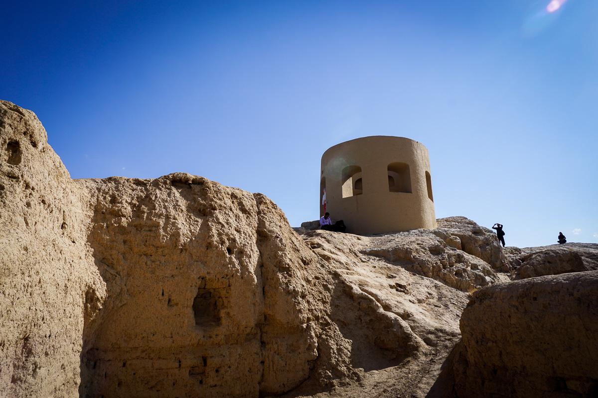 Iran - Isfahan - Ateshkadeh-ye Esfahan