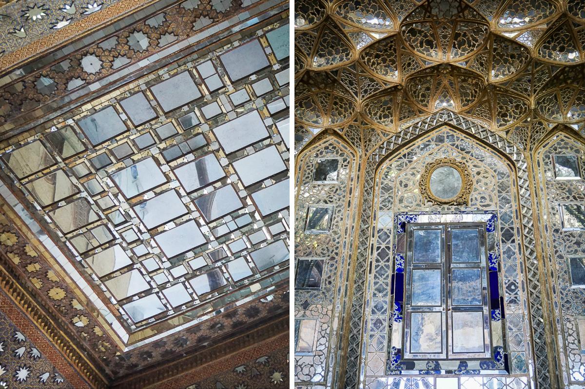 Iran - Isfahan - Kakh-e Chehel Sotun