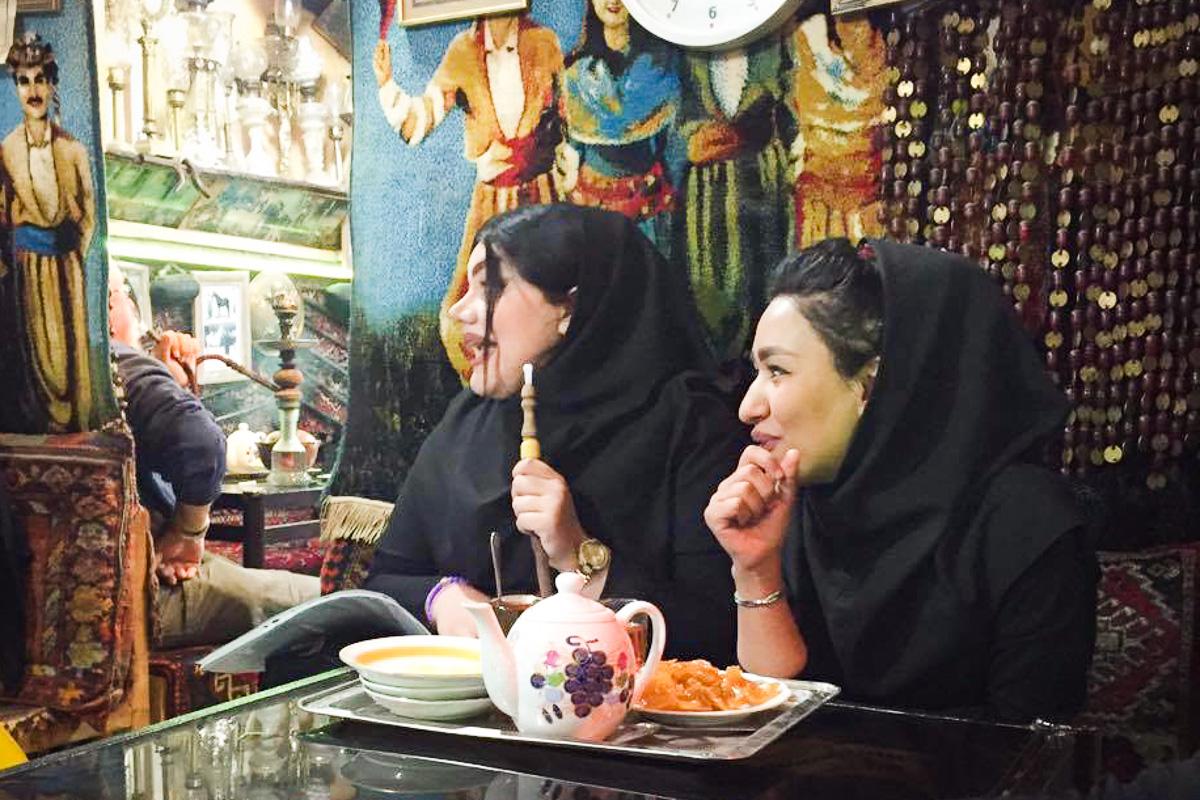 Iran - Isfahan - Azadegan tehus