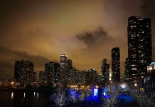 Chicago Illinois Skykrapor