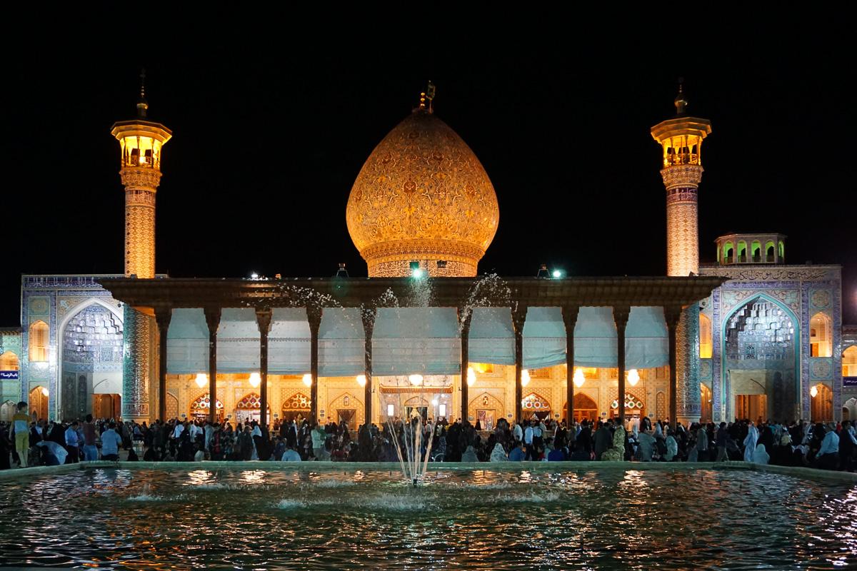 Iran - Aramgah-e Shah-e Cheragh