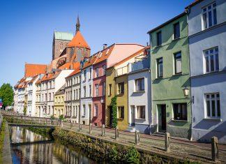 Wismar Tyskland Germany