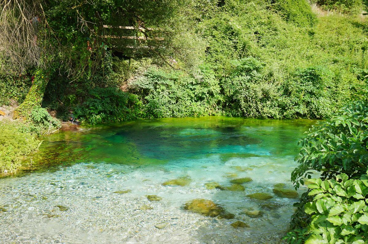 Blue Eye - Kyri i Kalter - Albanien