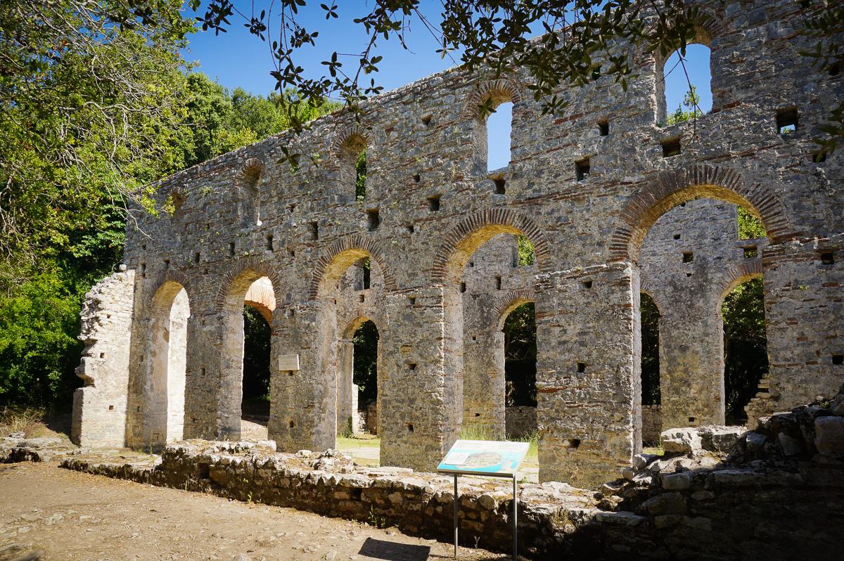Butrint - Ksamil - Albanien
