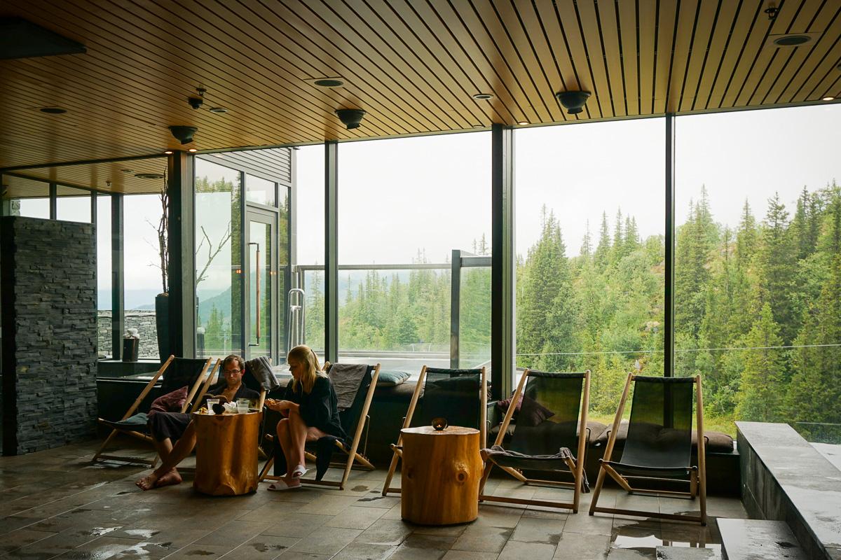 Copperhill - Åre - Sverige