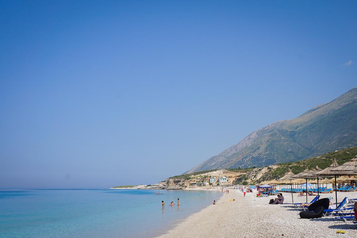 Dhermi - Albanien