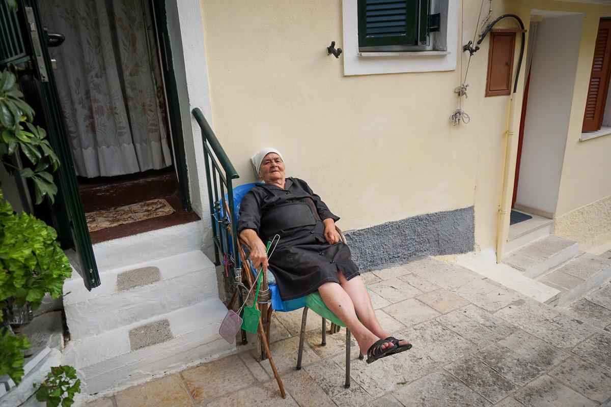 Korfu stad - Grekland-12