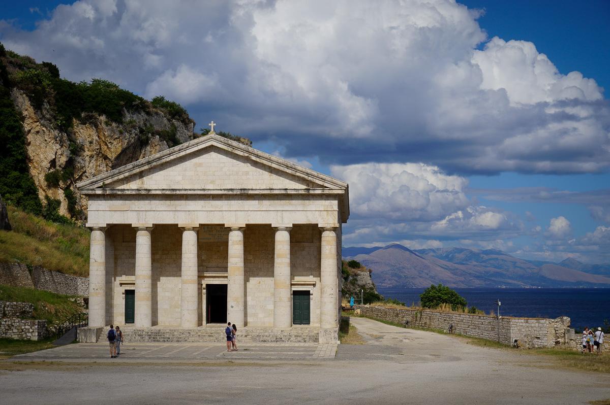 Korfu stad - Grekland-17