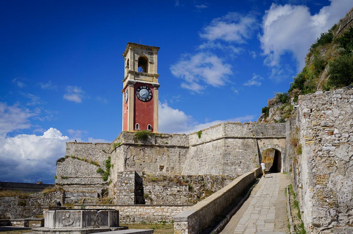 Korfu stad - Grekland-18