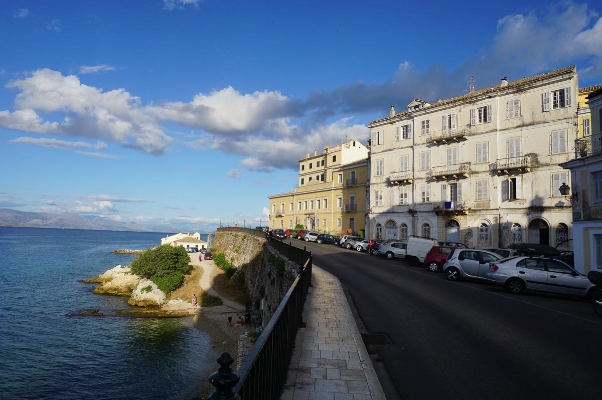 Korfu stad - Grekland-2