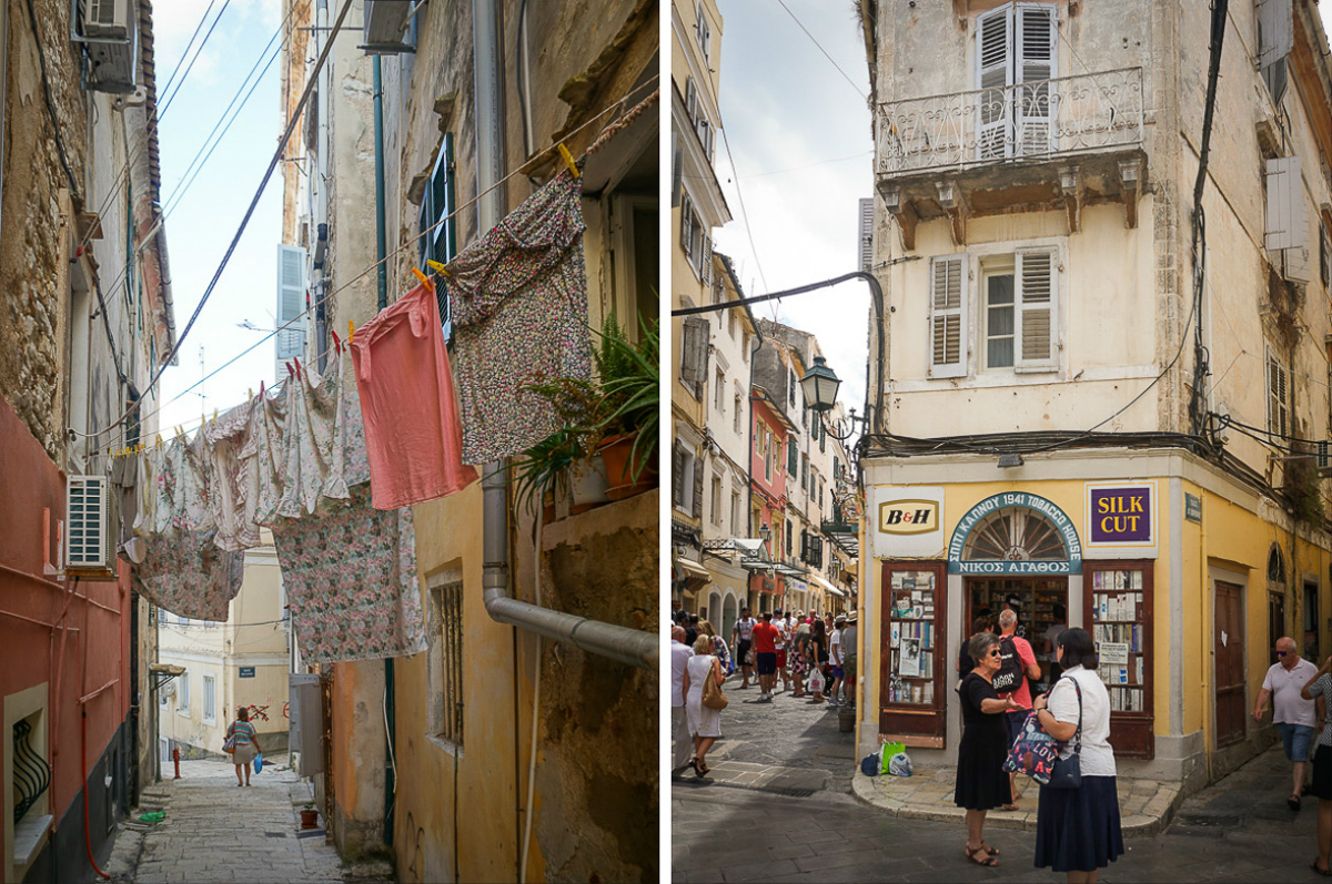 Korfu stad - Grekland-22