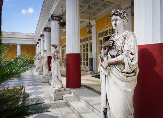 Kreta - Achilleion Palace - Grekland