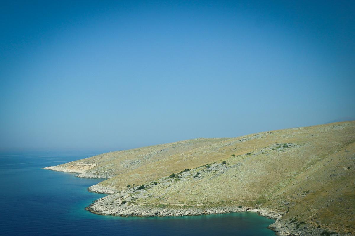 Ksamil - Albanien