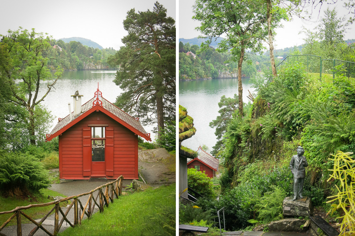Troldhaugen - Bergen - Norge-4
