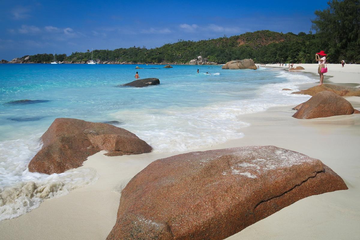Anze Lazio - Seychellerna