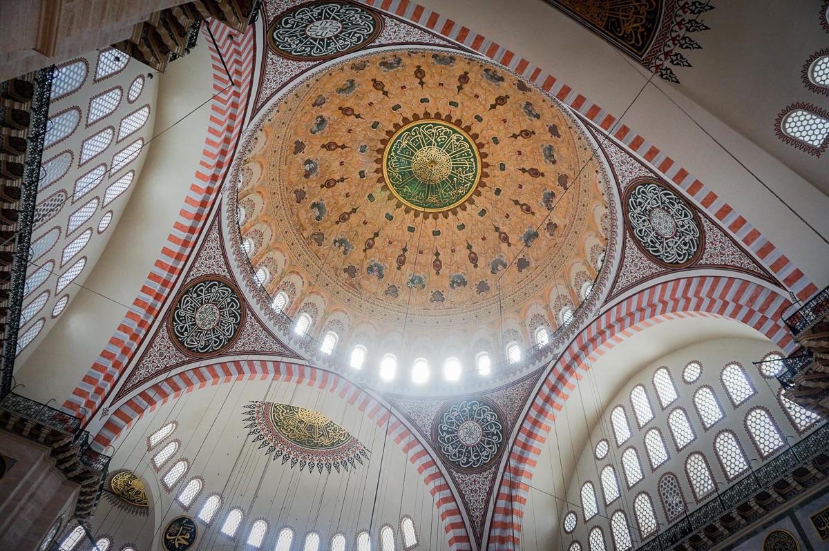 istanbul-suleymaniyemosken