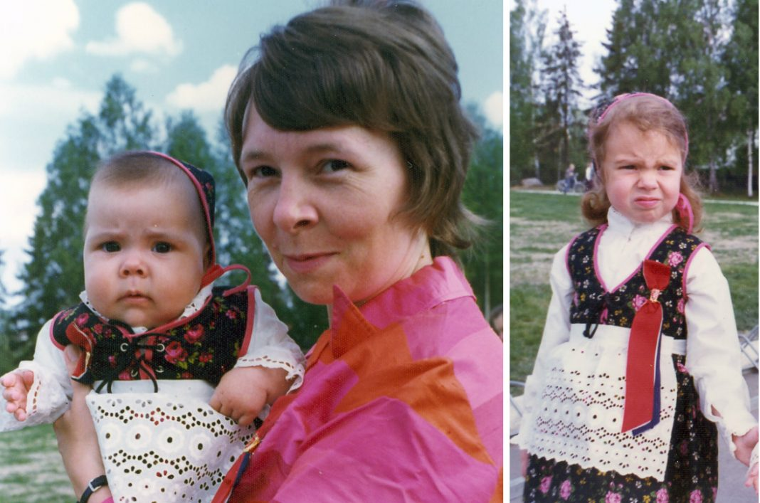 oslo-norge-17-maj-1974