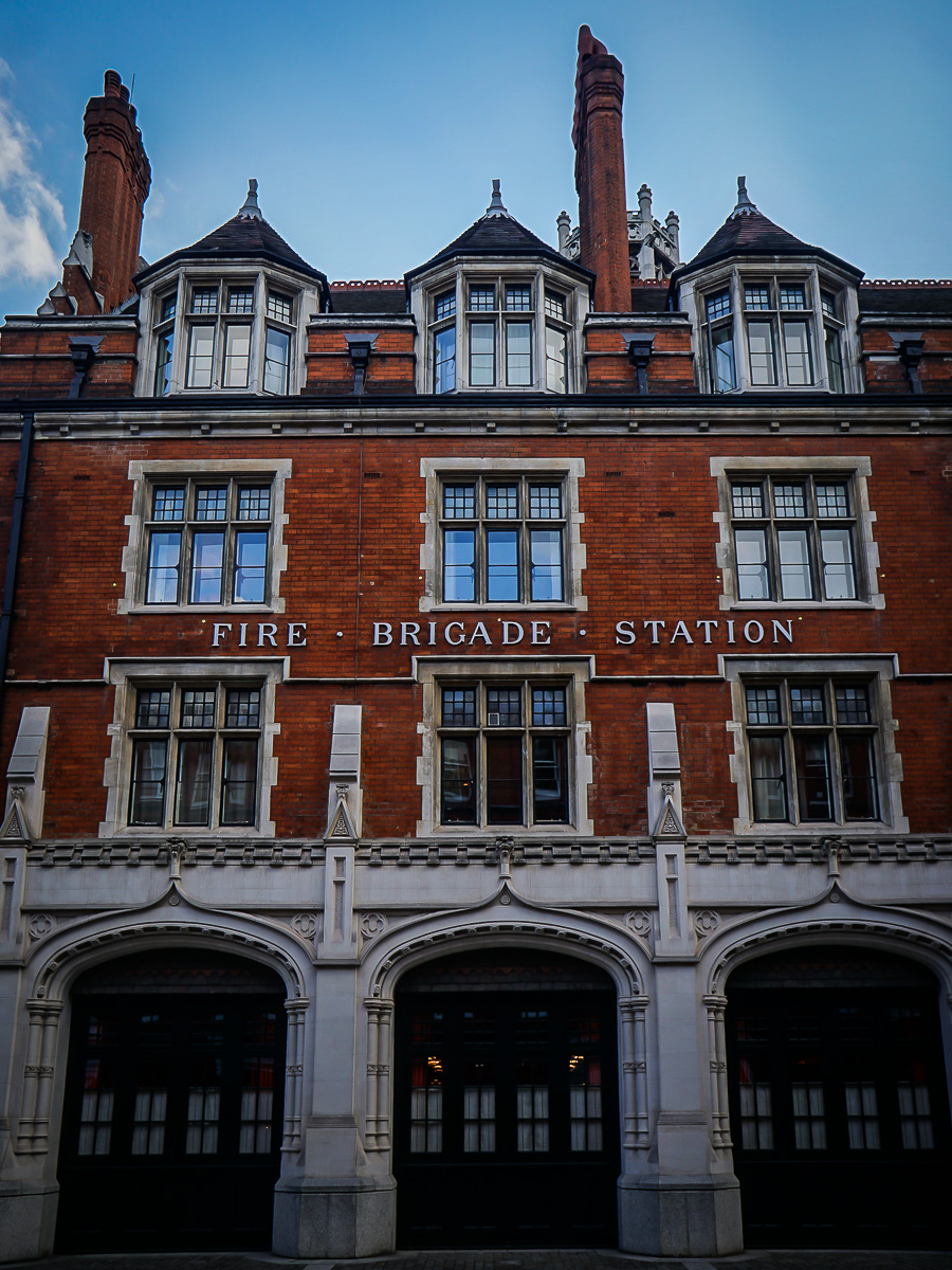london uk chiltern firehouse