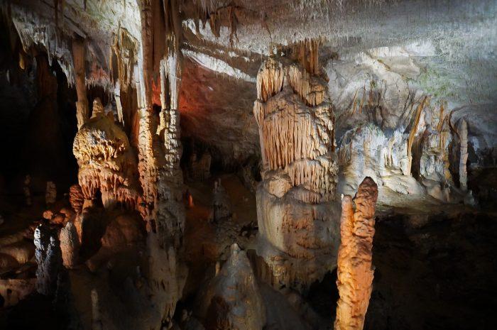 slovenien postonja grotta
