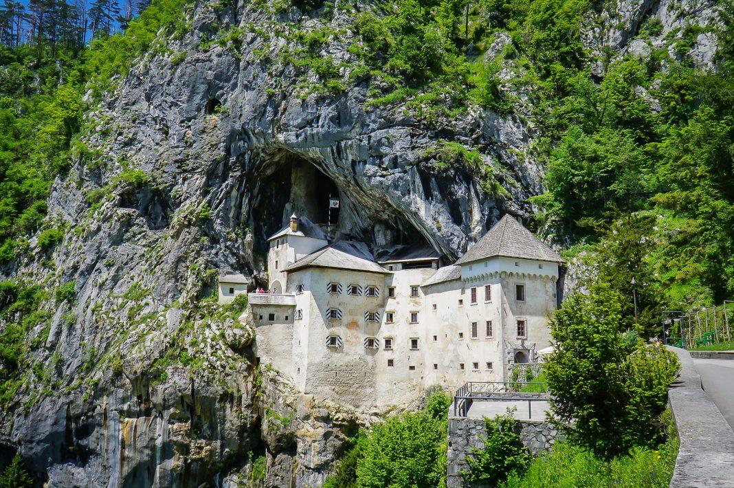 slovenien pradjama slott